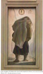La Carità - Pietro Annigoni - affresco del 1970