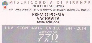 Antologia Premio Sacravita